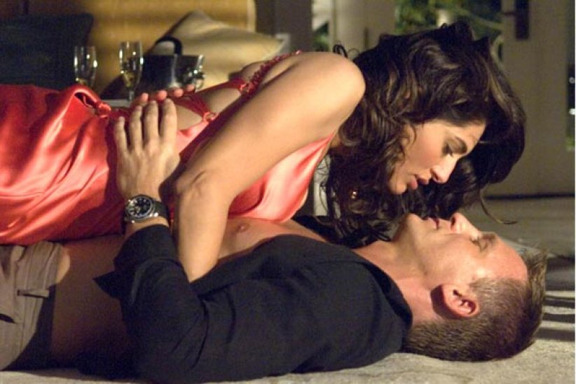 Casino Royale : Photo Caterina Murino, Daniel Craig