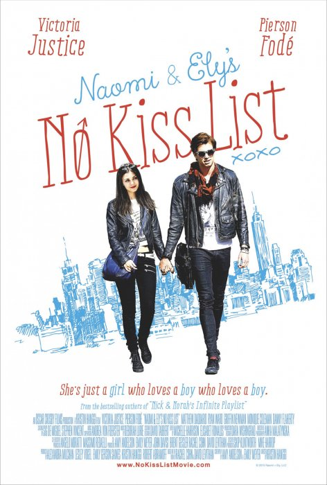 Naomi and Ely's No Kiss List : Affiche