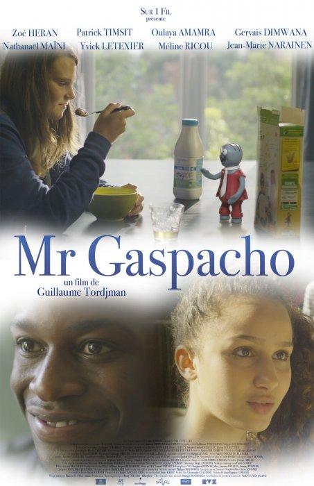 Mr Gaspacho : Affiche