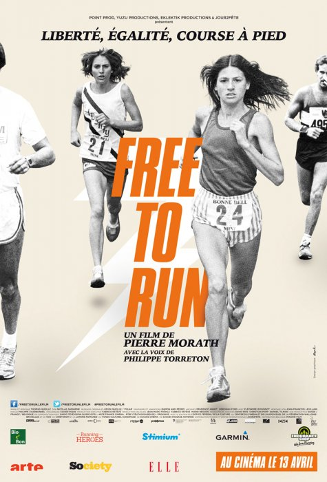 Free to Run : Affiche
