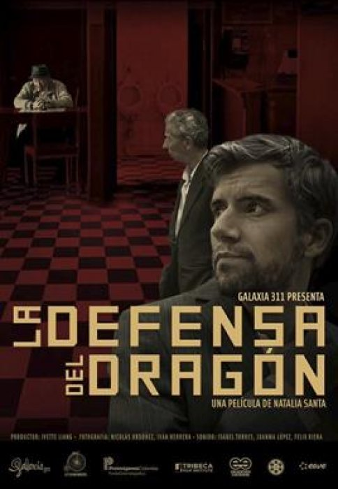 La Defensa del Dragon : Affiche