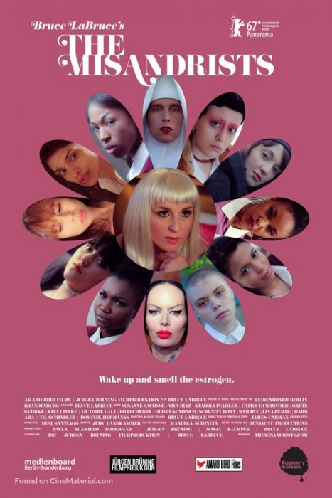The Misandrists : Affiche