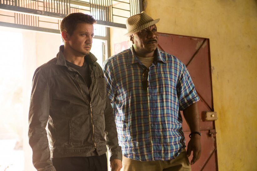 Mission: Impossible - Rogue Nation : Photo Jeremy Renner, Ving Rhames