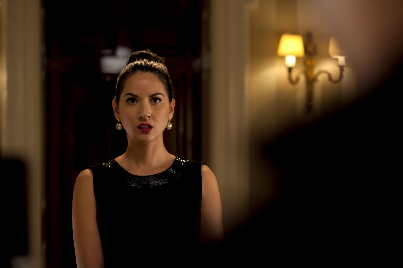 Charlie Mortdecai : Photo Olivia Munn