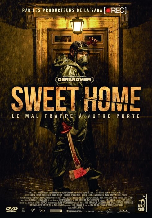 Sweet Home : Affiche