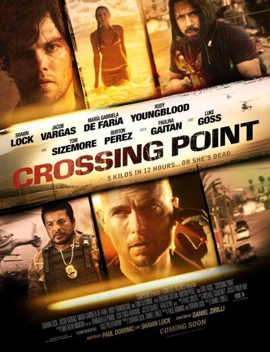 Crossing Point : Affiche