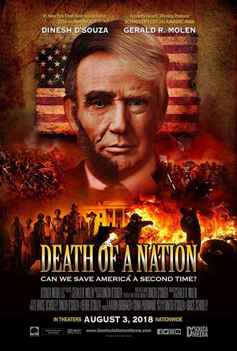 Death of a Nation : Affiche