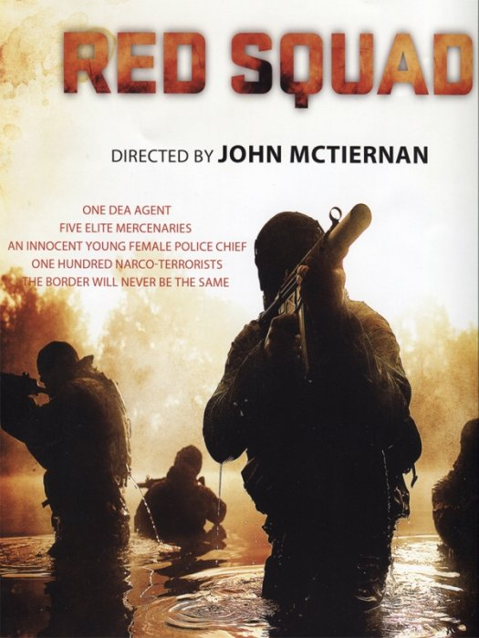 Red Squad : Affiche