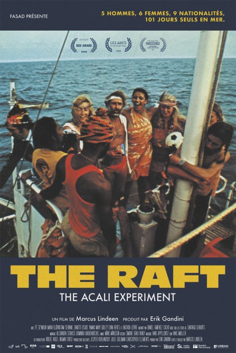 The Raft : Affiche