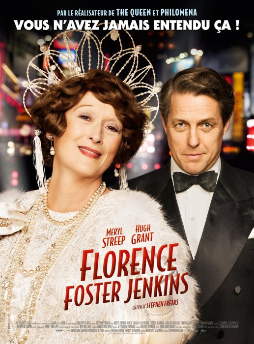 Florence Foster Jenkins : Affiche