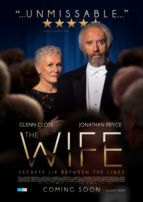 The Wife : Affiche
