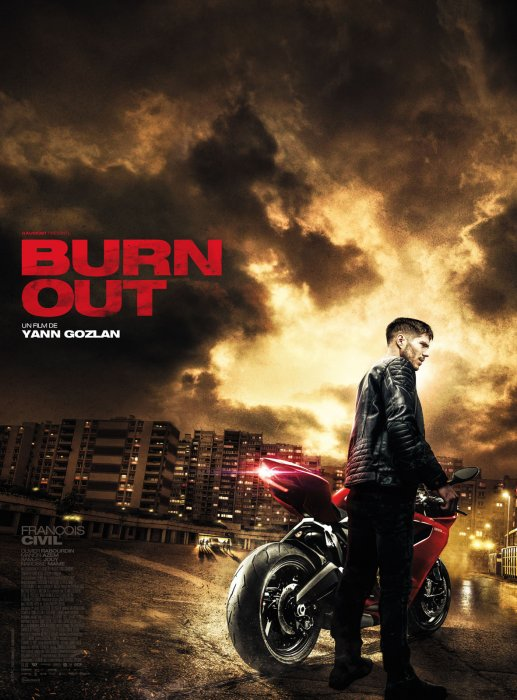 Burn Out : Affiche