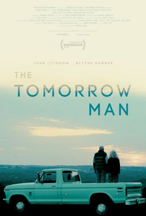 The Tomorrow Man : Affiche