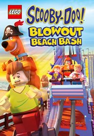 Affiche de Lego Scooby-Doo! Blowout Beach Bash