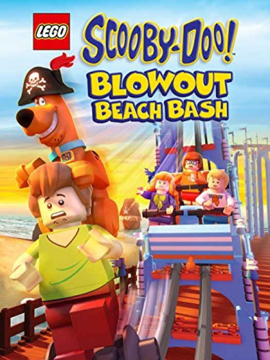 Lego Scooby-Doo! Blowout Beach Bash : Affiche