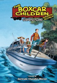 Affiche de The Boxcar Children: Surprise Island