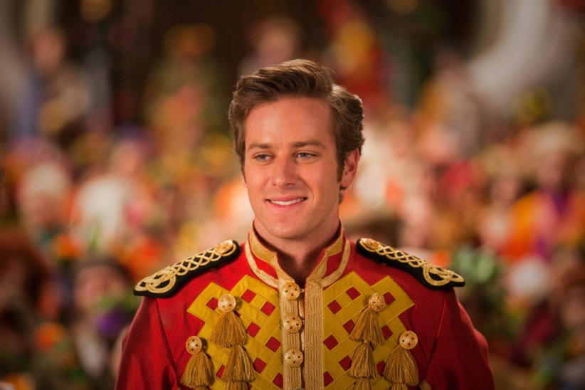 Blanche Neige : Photo Armie Hammer, Tarsem Singh