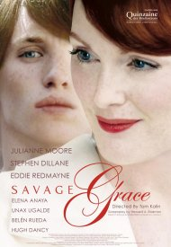 Affiche de Savage Grace