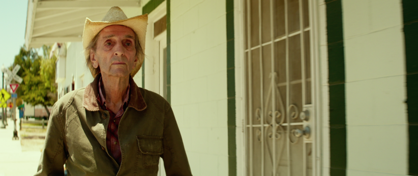 Lucky : Photo Harry Dean Stanton