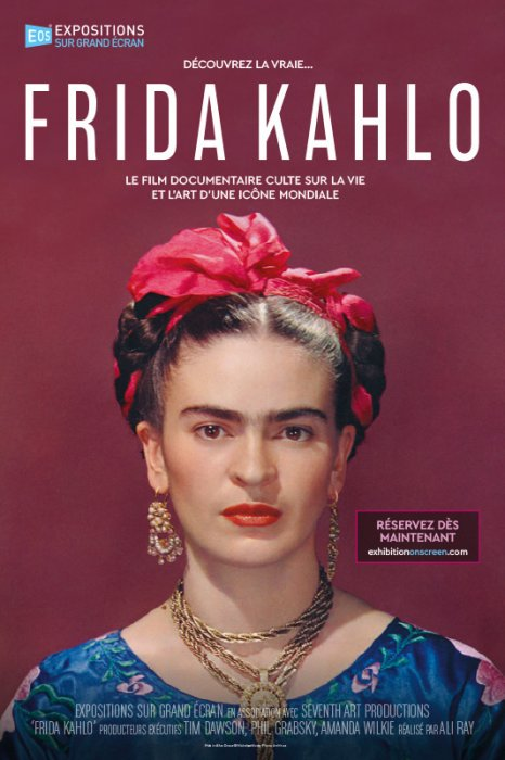 Exhibition On Screen: Frida Kahlo : Affiche