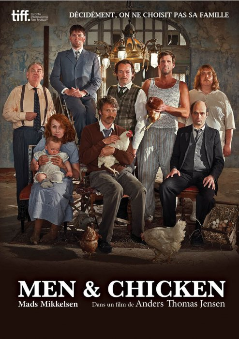 Men & Chicken : Affiche