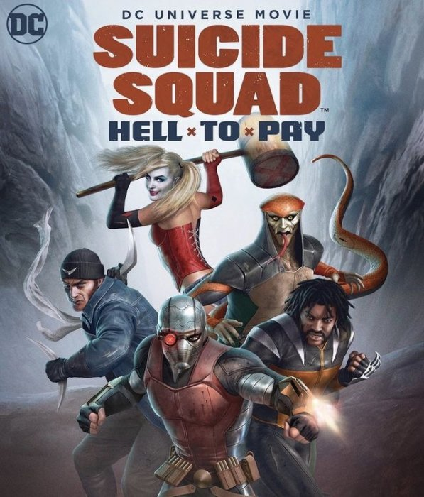 Suicide Squad: Hell To Pay : Affiche