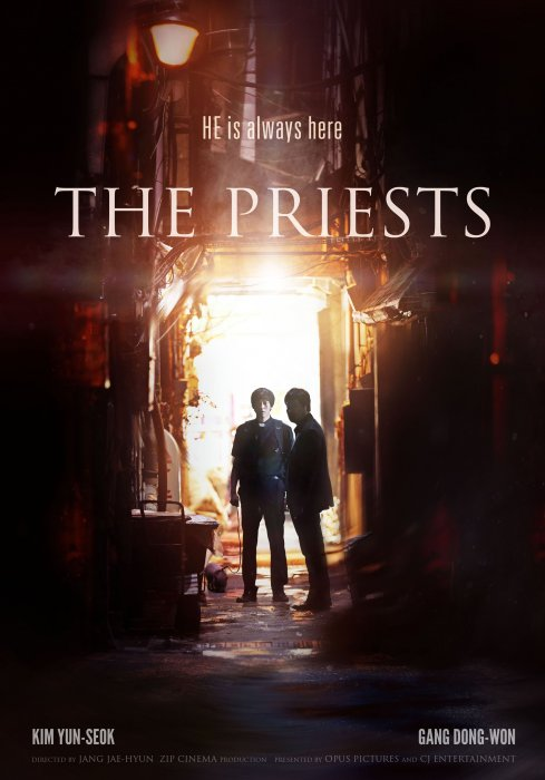 The Priests : Affiche