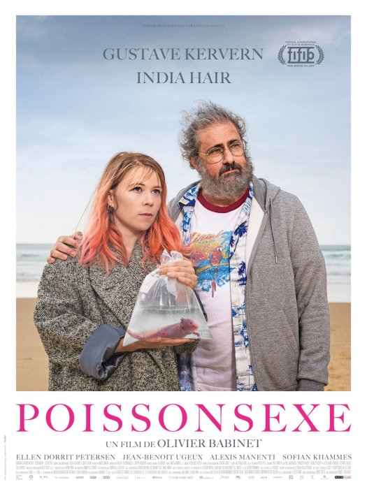 Poissonsexe : Affiche