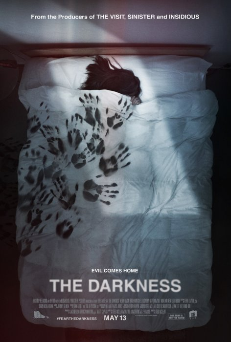 The Darkness : Affiche
