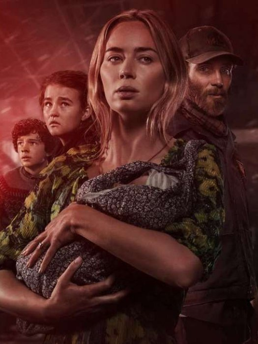 A Quiet Place Spin-off : Affiche