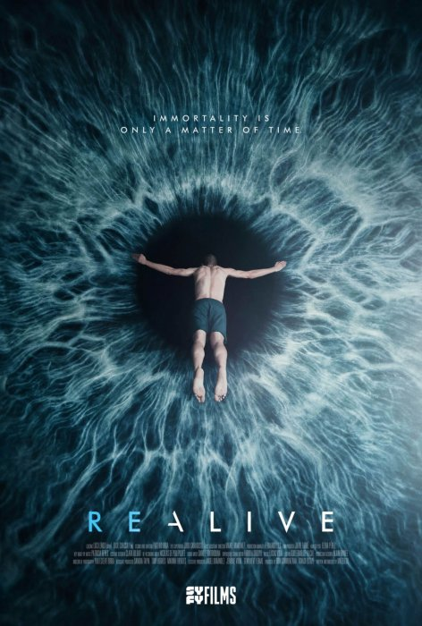 Realive : Affiche