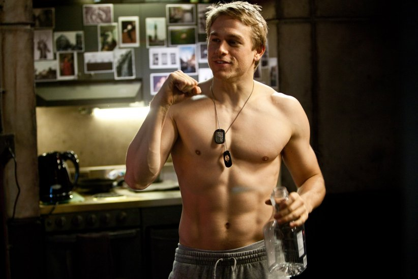 Pacific Rim : Photo Charlie Hunnam