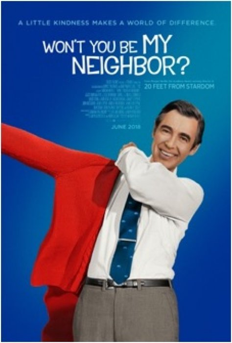 Won't You Be My Neighbor? : Affiche