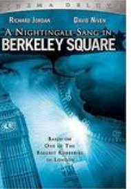 Affiche de A Nightingale Sang in Berkeley Square