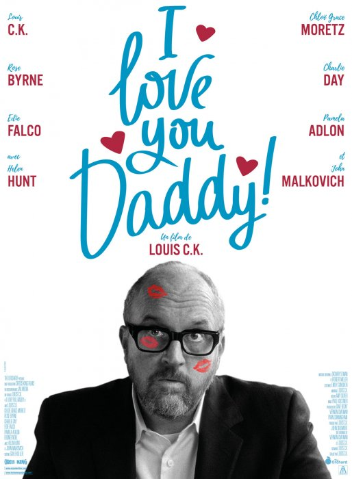 I Love You, Daddy : Affiche