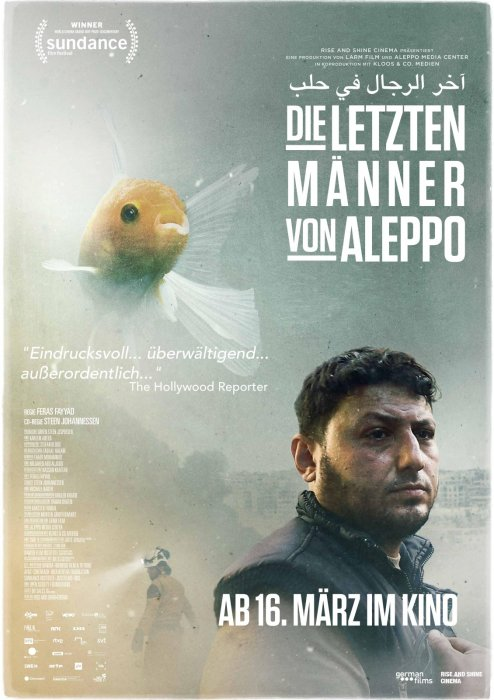 Last Men in Aleppo : Affiche