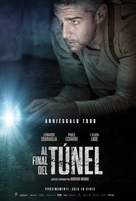 Au bout du tunnel : Affiche