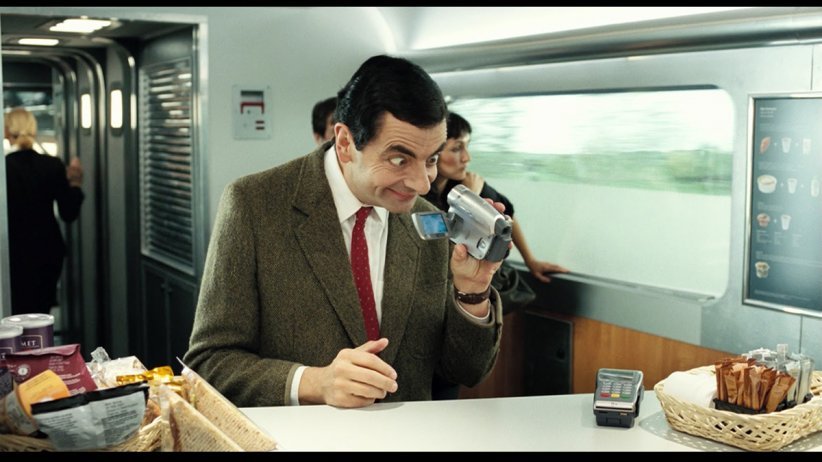Les Vacances de Mr. Bean : Photo Rowan Atkinson