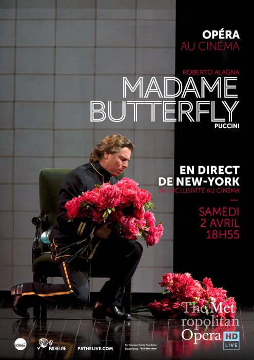 Madame Butterfly (Pathé Live) : Affiche