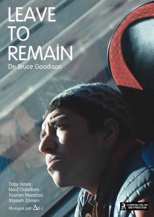 Leave to Remain : Affiche