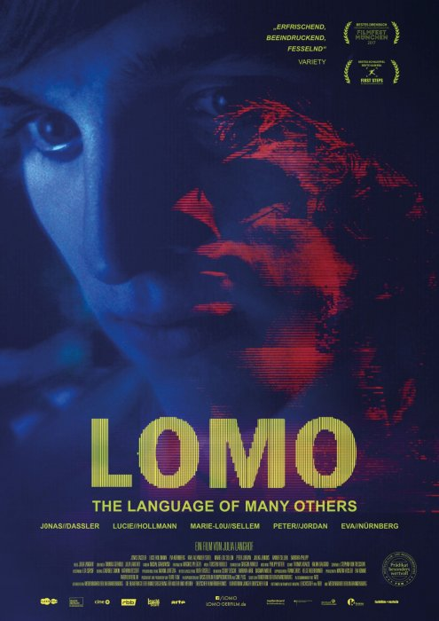 Lomo - The Language Of Many Others : Affiche