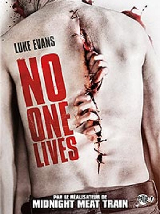 No One Lives : Affiche