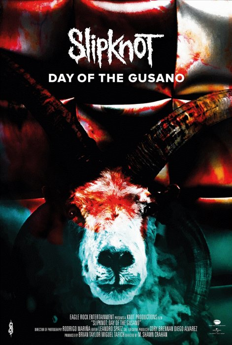 Day Of The Gusano : Affiche