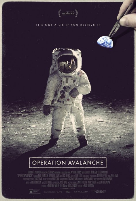 Operation Avalanche : Affiche