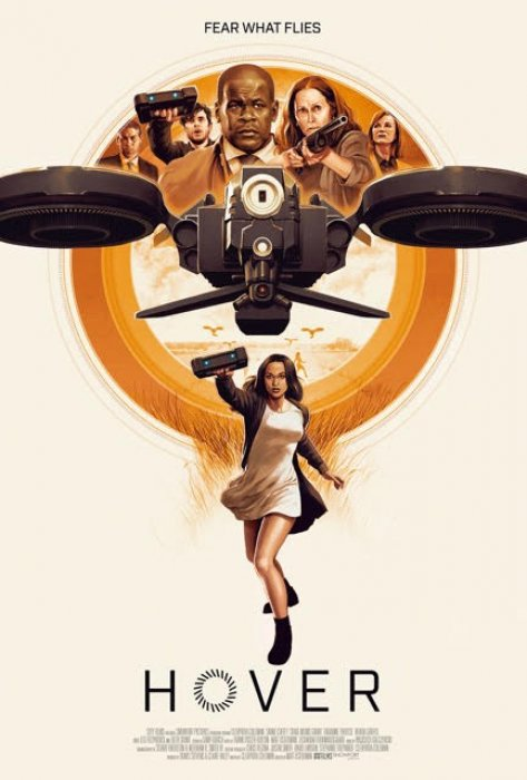 Hover : Affiche
