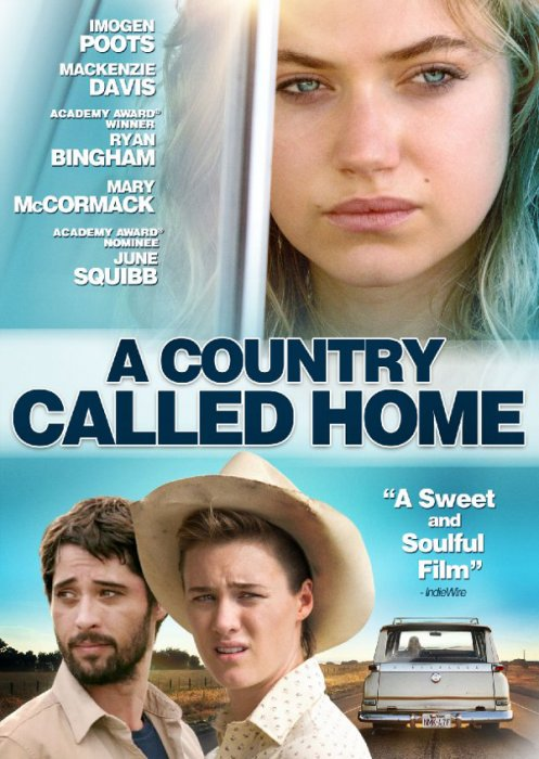 A Country Called Home : Affiche