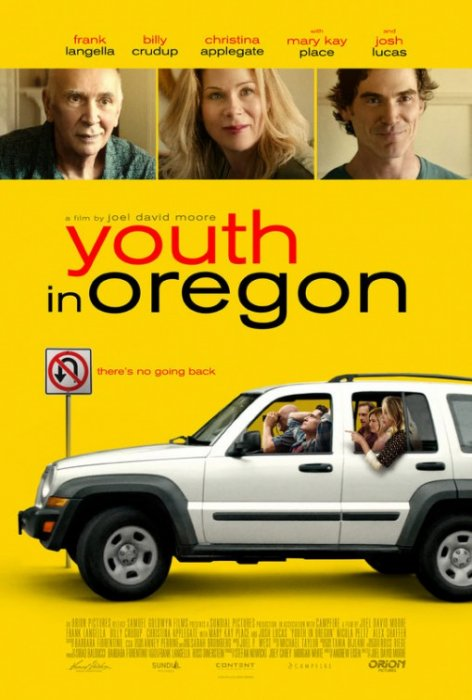 Youth in Oregon : Affiche
