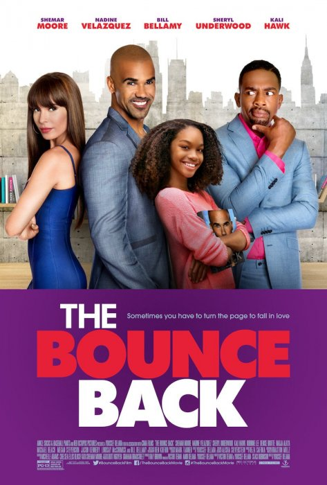 The Bounce Back : Affiche