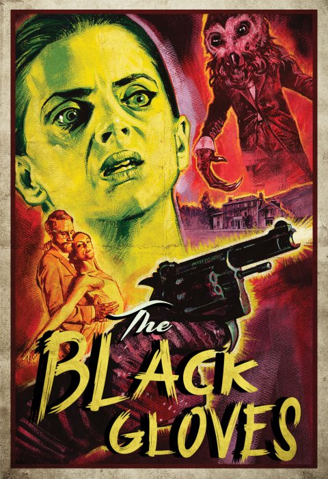 The Black Gloves : Affiche