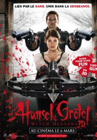 Affiche de Hansel & Gretel : Witch Hunters